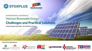 Renewable energy conference set for HCMC