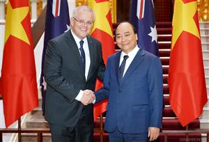 Vietnam, Australia express serious concerns over developments in East Sea