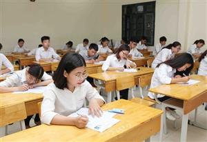 Localities take measures to ensure safe high school exam