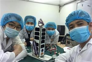 'Made-in-Vietnam' satellite NanoDragon ready for launch in Japan