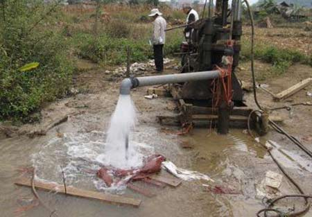 HCM City restricts groundwater exploitation