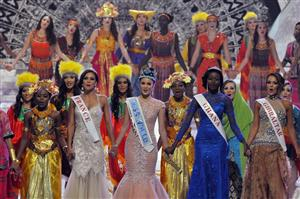 Miss Philippines crowned Miss World amid Muslim anger
