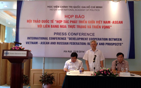 International seminar on Vietnam-ASEAN-Russia cooperation
