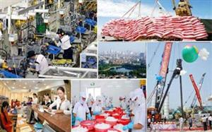 Economy records healthy growth despite rising challenges