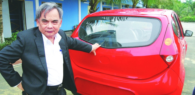 Vinaxuki Wants To Resume Its Dream Of Made In Vietnam Cars