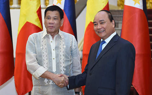philippine president meets vietnamese pm, concludes visit hinh 0