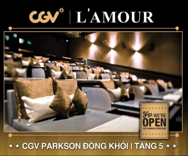 CGV opens 50th cinema in Vietnam | DTiNews - Dan Tri