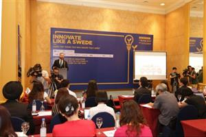 Innovate Like a Swede contest launched