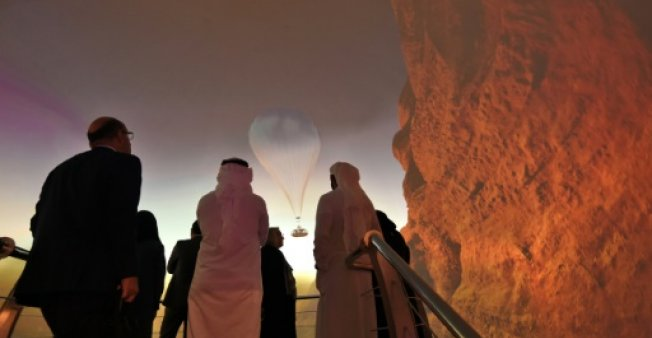 Saudi Arabia plans to build 'Riviera of the Middle East