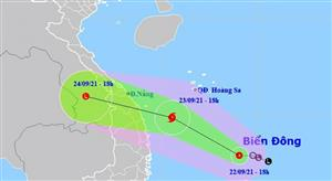 Low depression to strengthen into storm, head towards central Vietnam