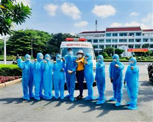 First hospital in HCM City to resume normal operation