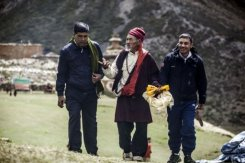 Nepal's 'first' global film star scrapes a living