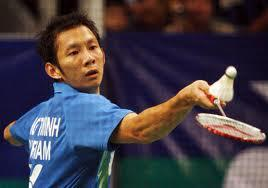 Badminton star jumps two steps in world rankings
