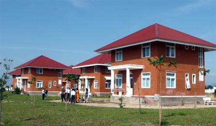 New SOS children's village for Binh Dinh