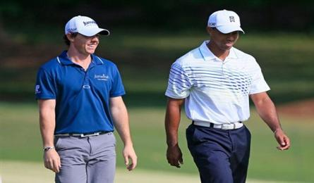 Woods eyes 'decade' of battles with McIlroy