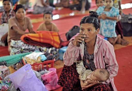 Death toll from Myanmar unrest reaches 88