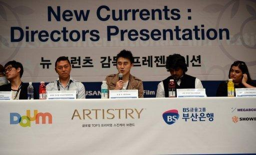 Low-budget films vie for top award at Busan festival