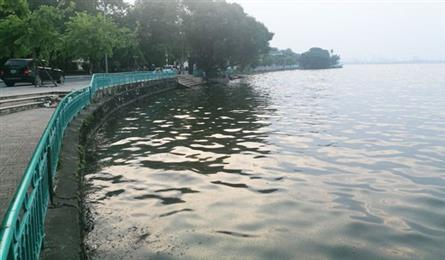 West Lake's new look after being dredged
