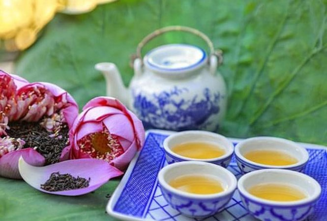 Hanoi lotus tea promotion centre proposed
