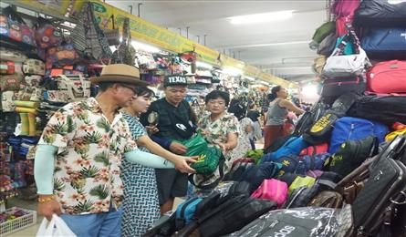 Danang seeking to diversify foreign tourists