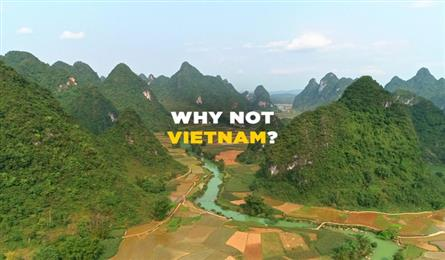 Vietnamese tourism to be promoted on CNN