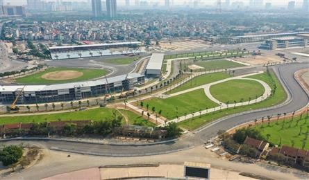 Vietnam cancels F1 race because of Covid-19 pandemic