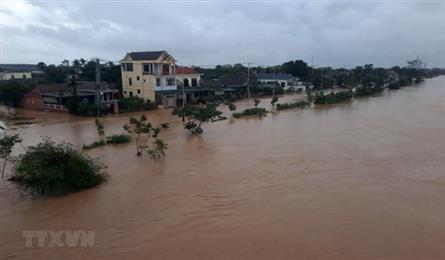 US announces assistance to Vietnam to cope with storm aftermaths
