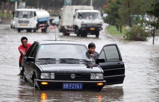Asia's mega-cities 'more vulnerable to disasters'