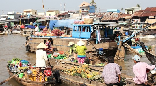 Pollution and poor services weaken Mekong Delta tourism