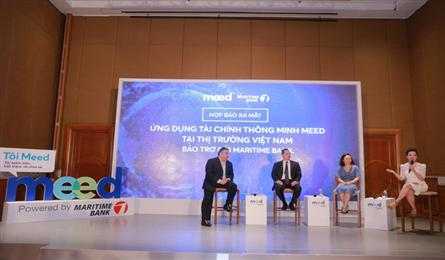 Meed Smart Financial Application launched in Vietnam