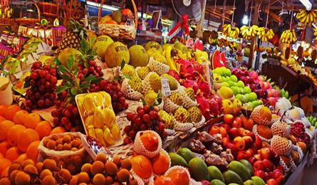 Vietnam sees vegetable and fruit imports