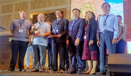 Vietnamese rice crowned world's best title