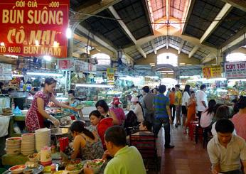 HCM City one of the world's top ten cities for street food