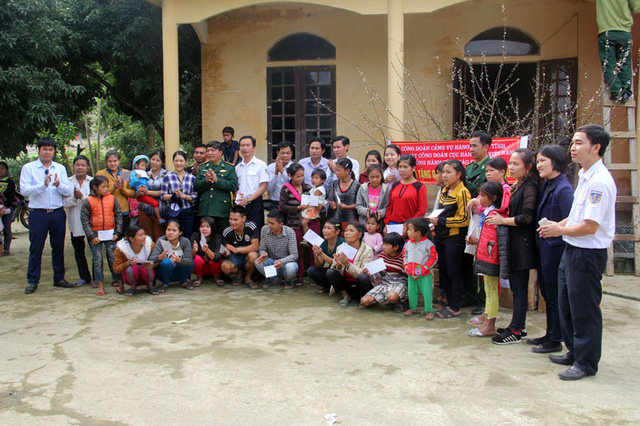 DTiNews helps ethnic minority people in Ha Tinh