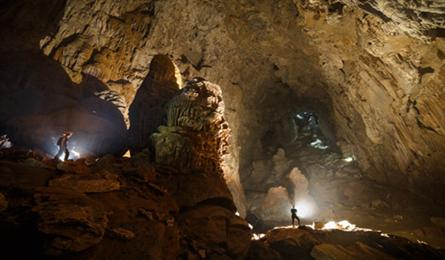 Son Doong Cave tours increase in popularity