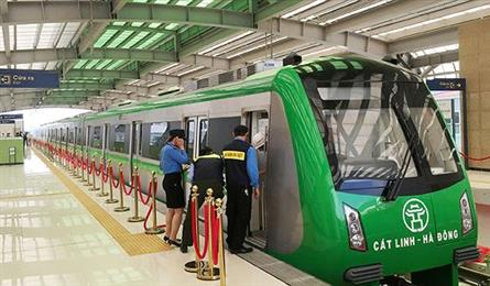 Hanoi metro project misses operational target