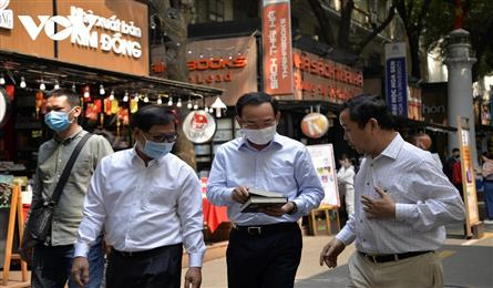 Book street promotes reading culture in HCM City