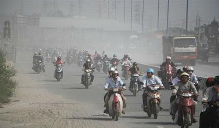 Hanoi's air quality continues worsening