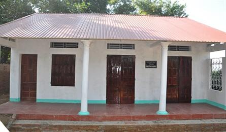 DTiNews readers build new house for blind boy