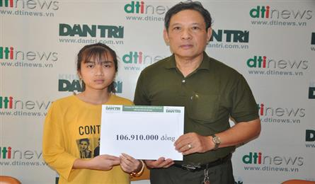 DTiNews readers support girl taking ailing parents