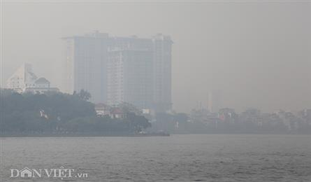 Terrible air pollution continues ravaging Hanoi