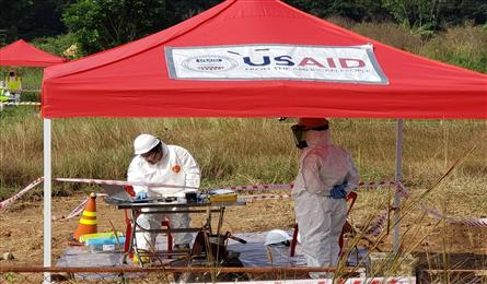 USD390-million dioxin cleanup project at Bien Hoa Airport starts