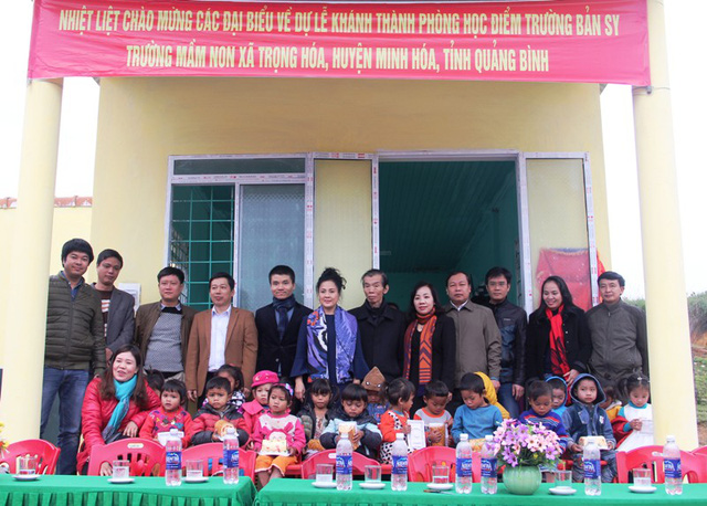 DTiNews helps to build more classrooms in remote areas