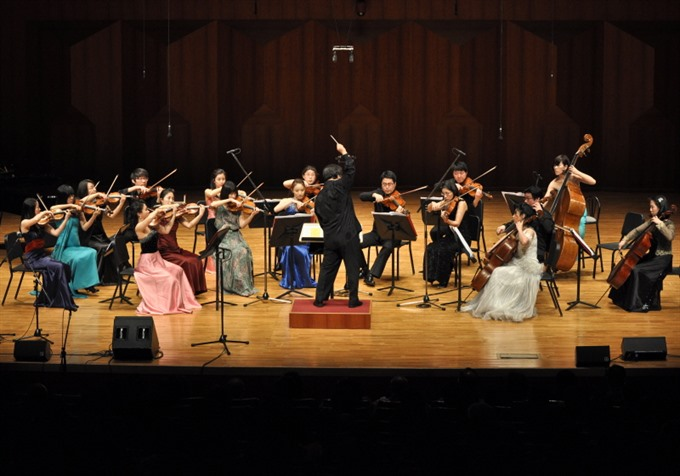 Korean orchestra coming to Hà Nội DTiNews