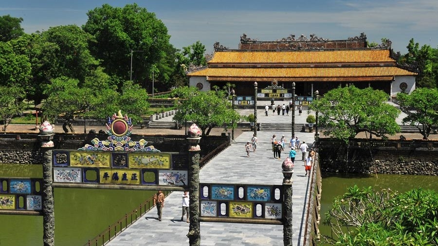 Hue recognised as ASEAN Clean Tourist City