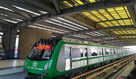 Hanoi's much-delayed metro project scheduled for official run
