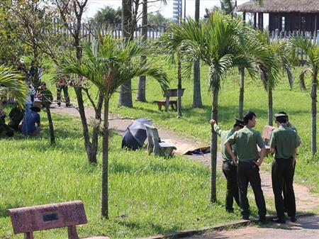 Foreign tourist found dead at Quang Tri tourist site