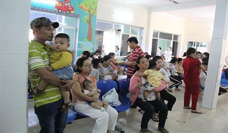 Measles spreading to 43 cities, provinces