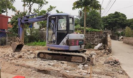 Dantri/DTiNews readers help build house for poor family in Ninh Binh
