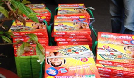 Illegal book ring busted in HCM City